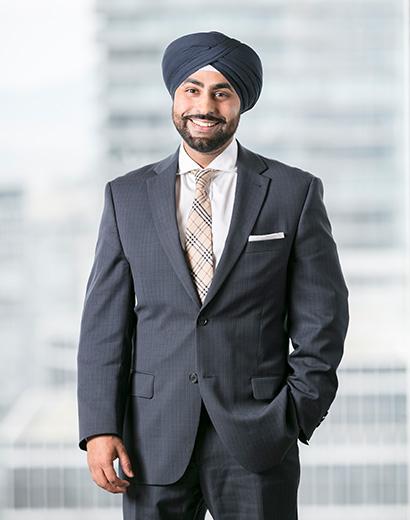 Raman Atwal, Associate